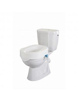 ASIENTO ELEVADOR DE WC REHOTEC SIN TAPA 10CM.