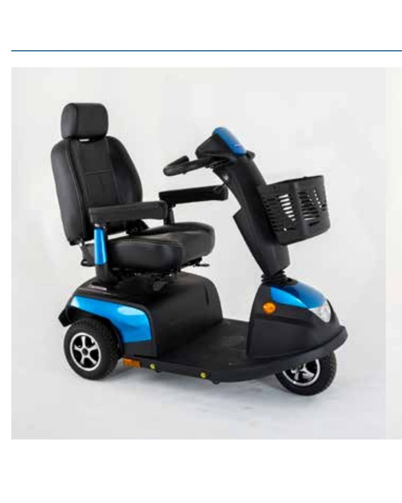 SCOOTER ORION METRO 3 RUEDAS 50 AH 10 KM/H Y LUCES