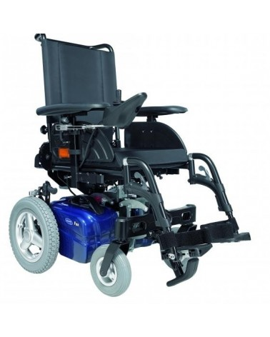 SILLA ELECTRICA FOX MOTOR 6 KM/H BASCULACION MANUAL RECLINABLE SIN LUCES
