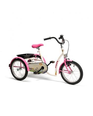 Triciclo para niños happy de Vermeiren (manillar estándar)