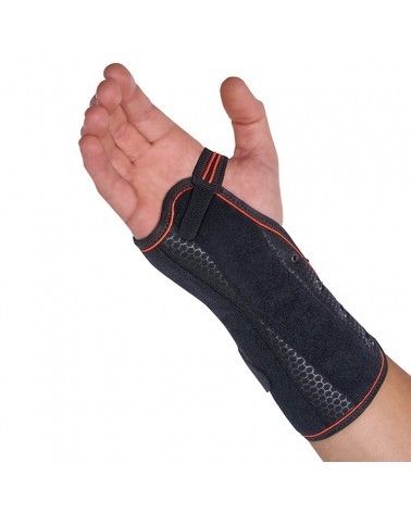Muñequera semirrígida con férula palmar dorsal Orliman MF-D92 / MF-I92