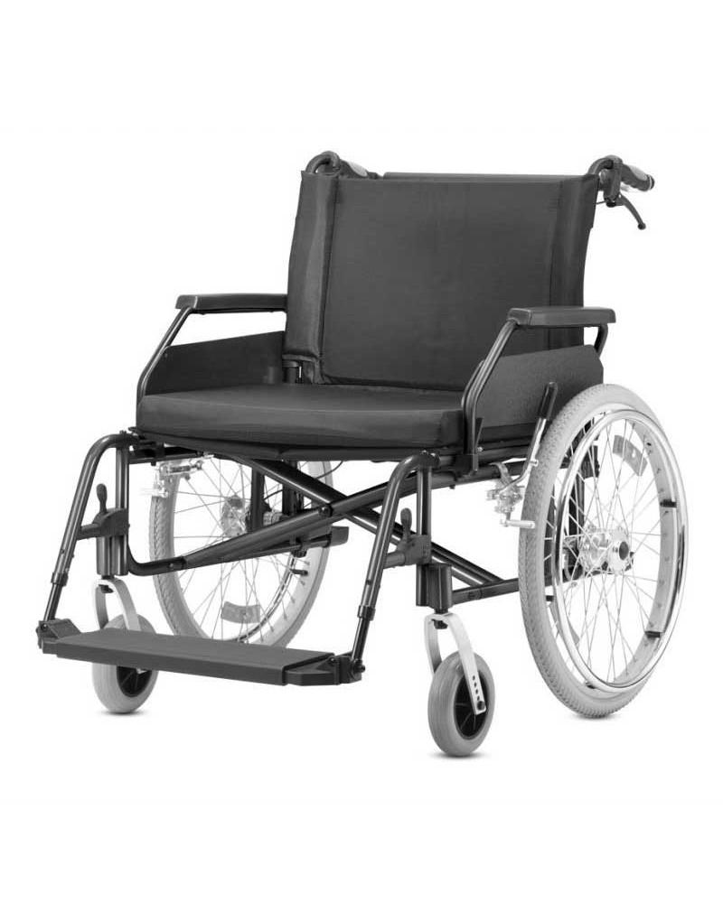Silla de ruedas XXL ECON  (hasta 250KG)