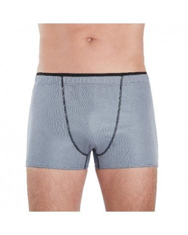 Boxer 100% impermeable gris Talla 5 HEXAPLUS BEN8620GRIS05