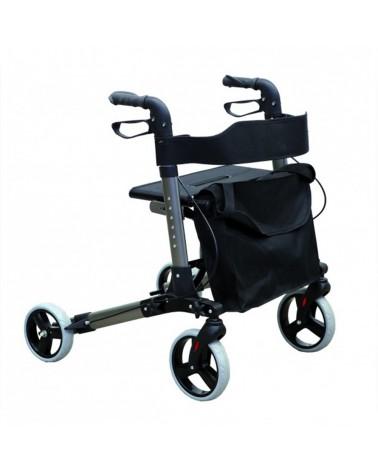 Andador para adultos con 4 ruedas