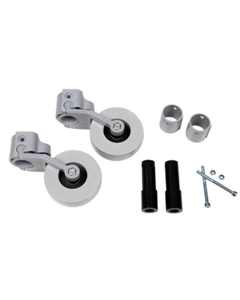 Kit de ruedas para andadores