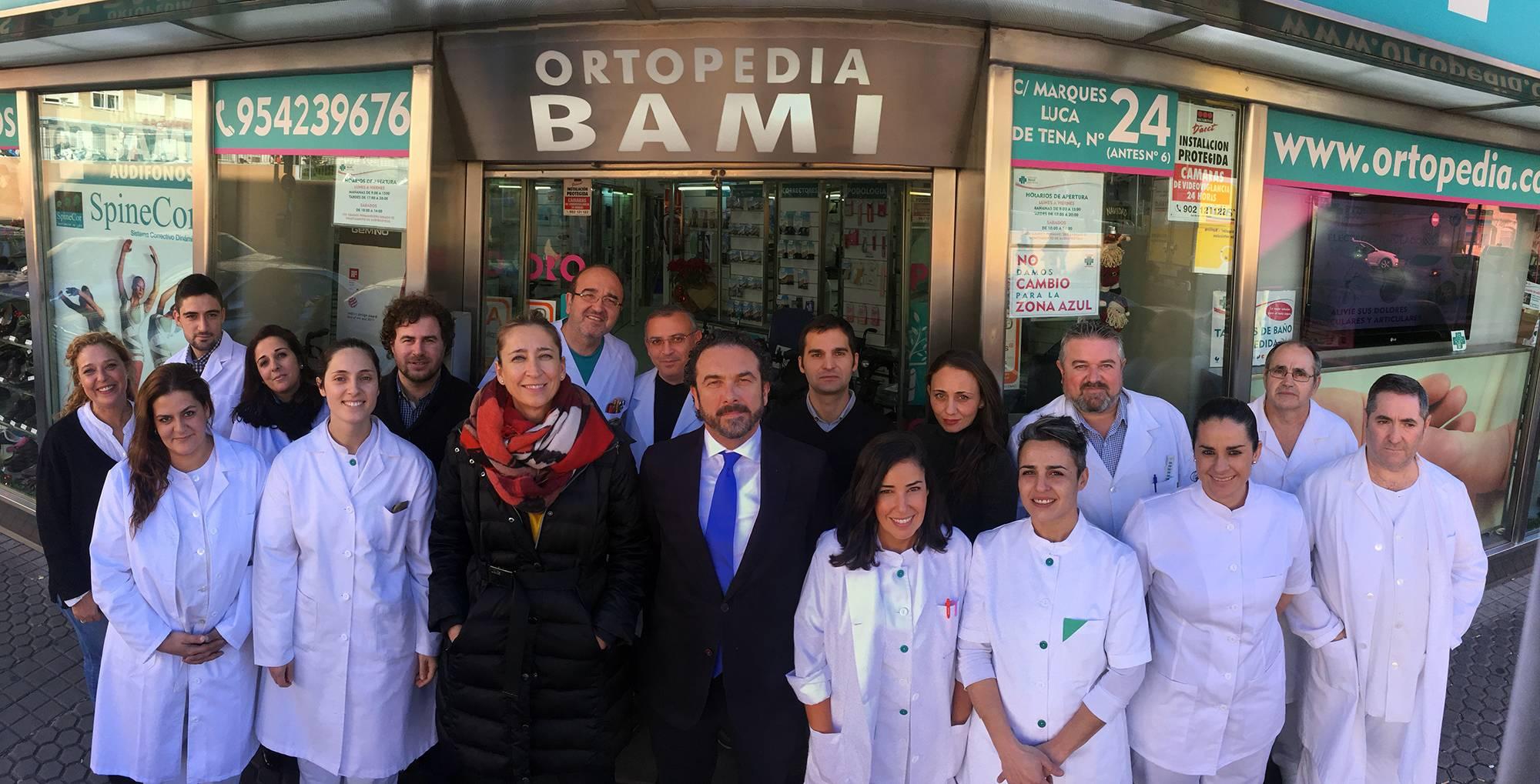 Ortopedia online: nuestro equipo