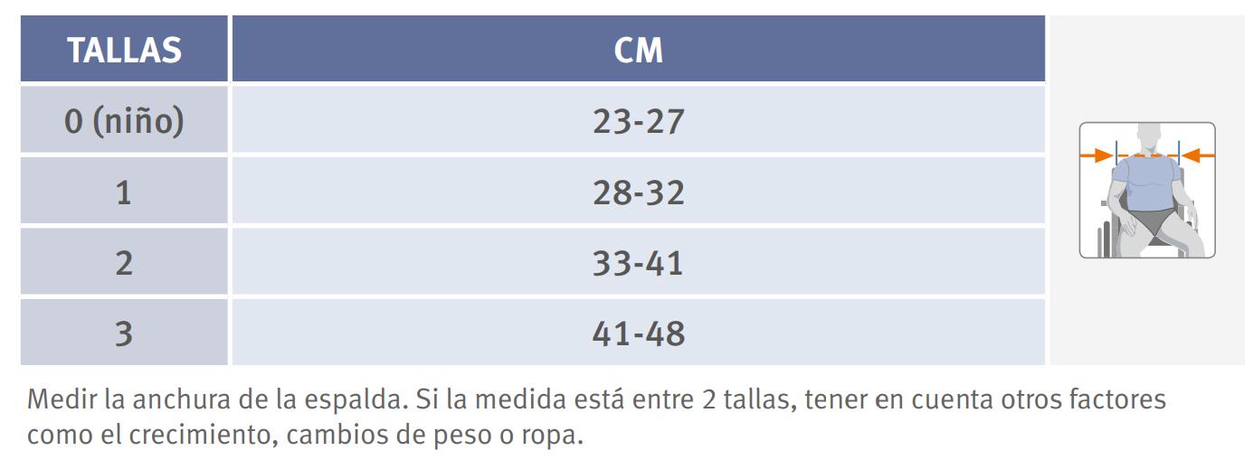 ARNES CHALECO SIN CREMALLERA espec