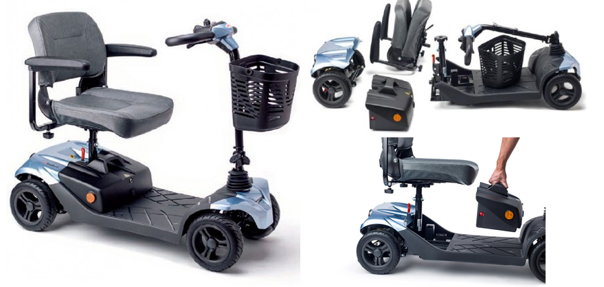 scooter eléctrico i-confort apex