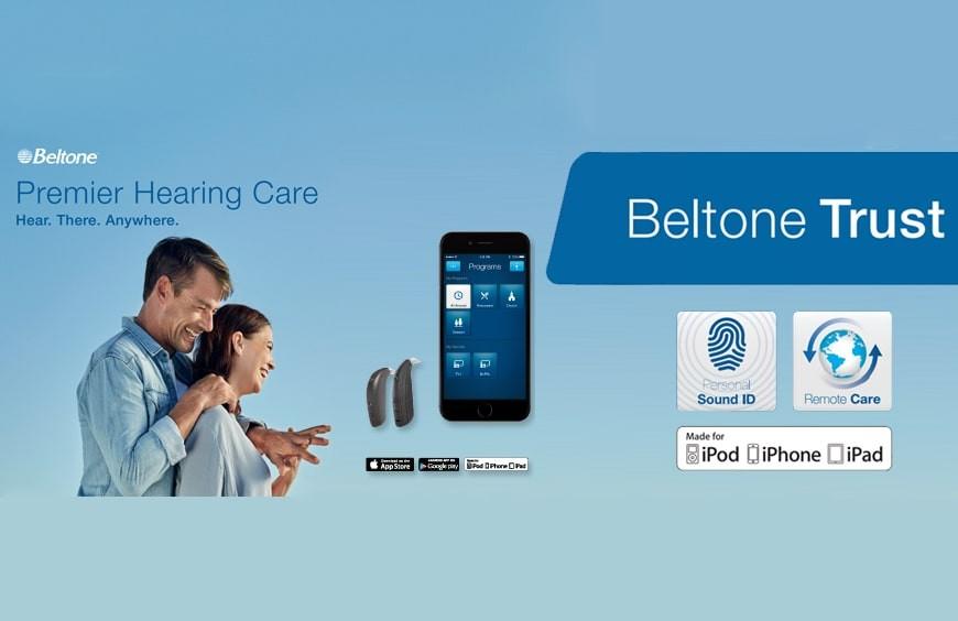 Presentamos Beltone Trust: lo último en tecnología auditiva